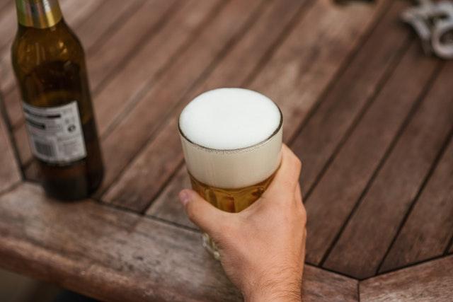 Evitar alcohol hígado graso - FEHV